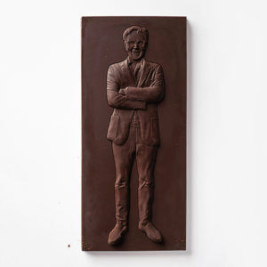 Gift Box And Portrait Chocolate B...