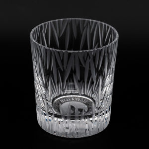 Old Fashioned Crystal Glasses And...