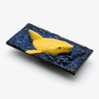 Breitling Shark Sculpture
