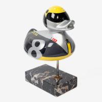 Breitling Jet Team Duck Sculpture